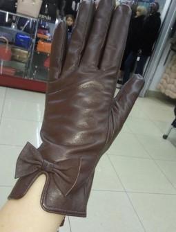 Кожаные перчатки №279