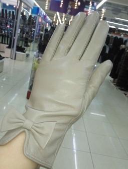 Кожаные перчатки №298
