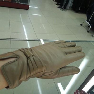 Кожаные перчатки №283