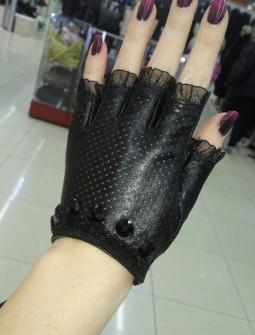 Кожаные перчатки №284