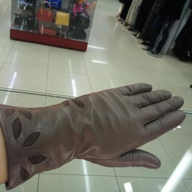 Кожаные перчатки №285