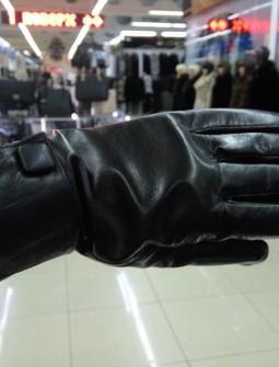Кожаные перчатки №288
