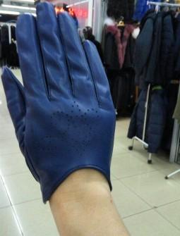 Кожаные перчатки №289