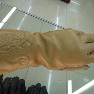 Кожаные перчатки №290