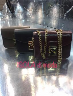 Кожаная сумка №219