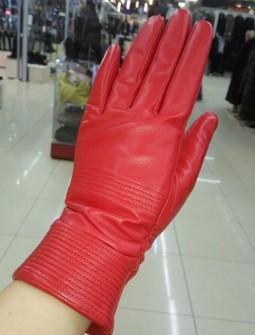 Кожаные перчатки №293