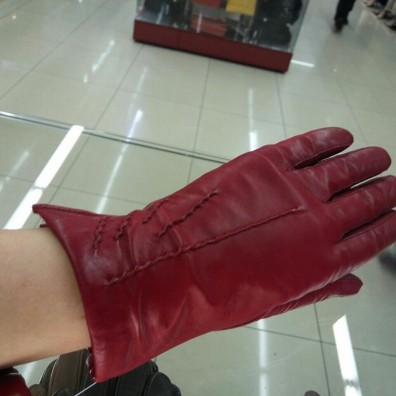 Кожаные перчатки №297