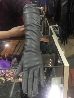 Кожаные перчатки №291