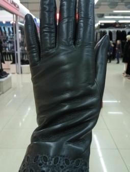 Кожаные перчатки №300