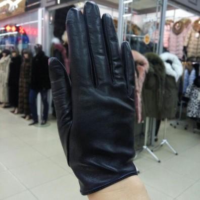 Кожаные перчатки №304