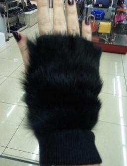 Кожаные перчатки №306