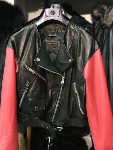 Кожаная куртка № 111