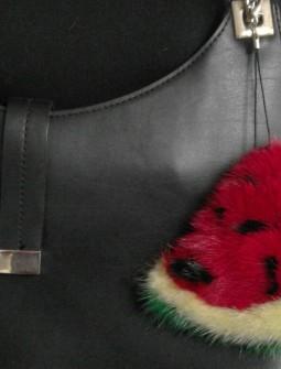 Брелок на сумку с норки № 144
