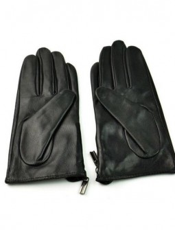 Кожаные перчатки № 54