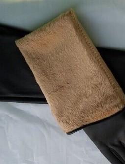 Кожаные перчатки № 56