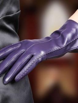 Кожаные перчатки № 60