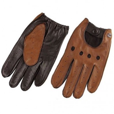 Кожаные перчатки № 72