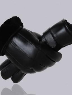 Кожаные перчатки № 73