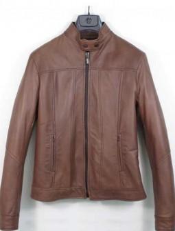 Кожаная куртка № 100