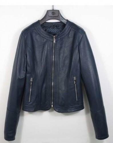 Кожаная куртка № 101
