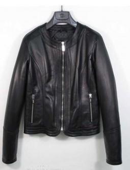Кожаная куртка № 102