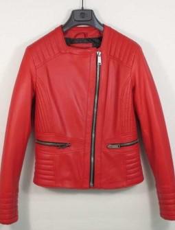 Кожаная куртка № 103