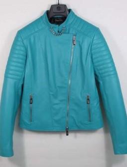 Кожаная куртка № 104