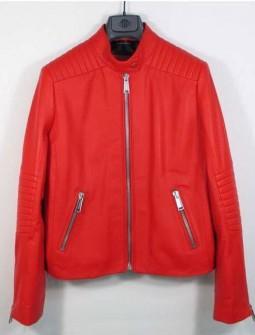 Кожаная куртка № 105