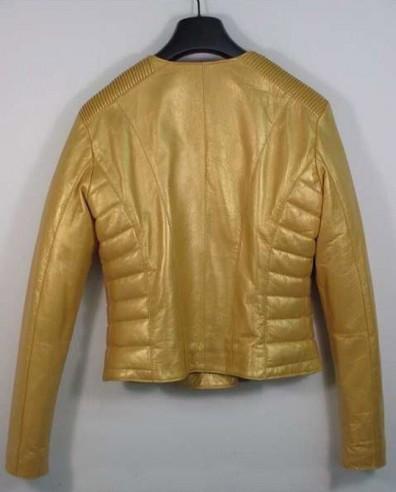 Кожаная куртка № 106