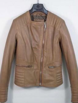 Кожаная куртка № 107