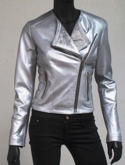 Кожаная куртка № 89