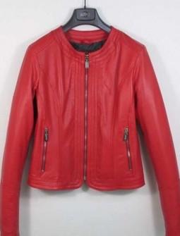 Кожаная куртка № 91