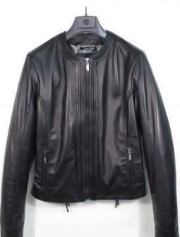 Кожаная куртка № 96